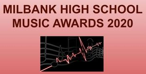 Milbank High School Music Awards 2020