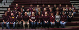 2019-2020 Middle School Staff